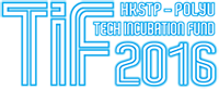 HKSTP - POLYU TECH INCUBATION FUND 2016